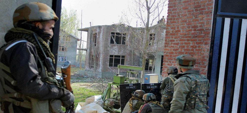 The gunfight broke out after security forces received specific information about the presence of terrorists in Warpora area of Sopore of Baramulla district. (File)