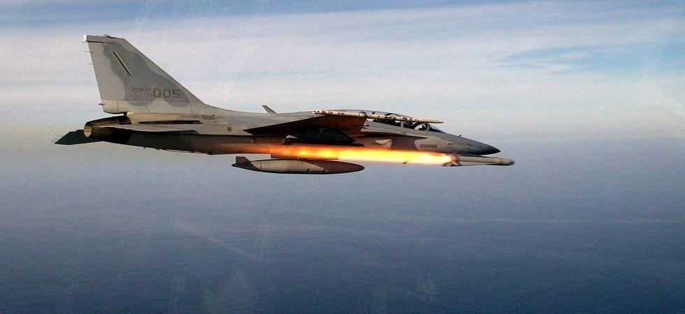 Representative image (Photo: South Korea Air Force)
