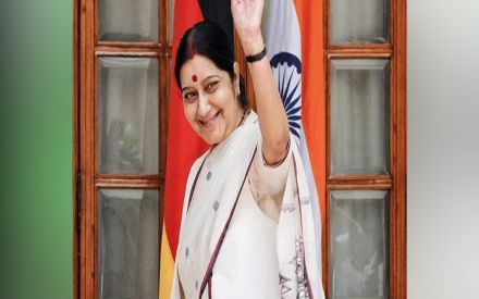BREAKING: Sushma Swaraj, BJP stalwart and former external